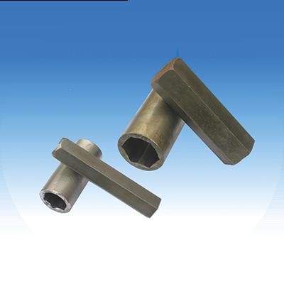 6-kant- muffe og -tap,  <br /> NV 41, 50, 60, & 70 mm