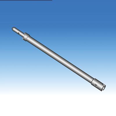 Boreforlænger <br /> med vindinger og <br /> medbringerkoblinger<br /> <br /> Standardlængde <br /> 1000 mm & 2000 mm