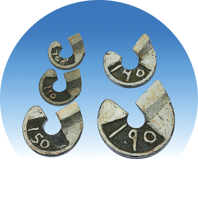 Replacement base plate with <br />