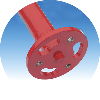 Standard flange <br />